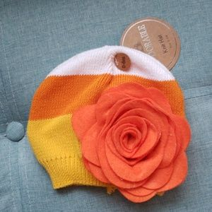 Other - Baby 0-6 Month Candy Corn Hat